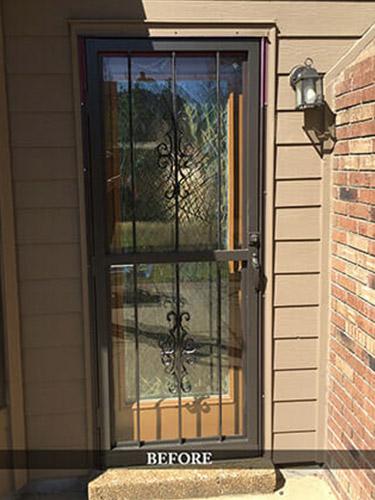 Custom Iron Entry Doors Manufacturer in Memphis, TN