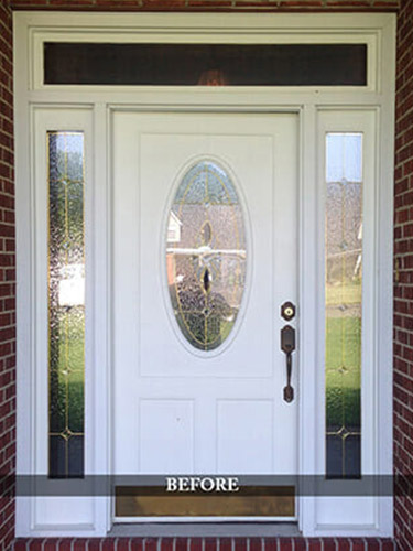 Replace Entry Door Maclin Security Doors Inc Memphis Tn