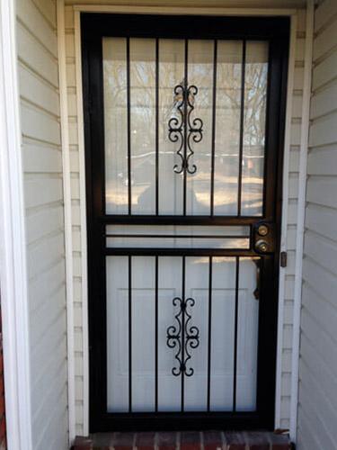 Security Door Installation Memphis Tn Maclin Security