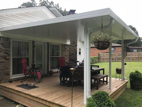 Patio And Awning Covers Memphis Tn Maclin Security Doors