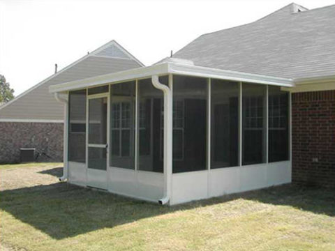 Install Screened In Porch Memphis Tn Maclin Security