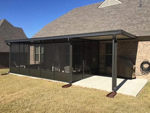 Screen Rooms In Memphis Tn By Maclin Security Doors